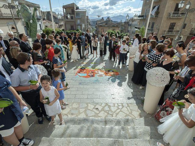 Il matrimonio di Francesco e Angela a Cerda, Palermo 18