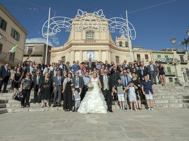 Il matrimonio di Francesco e Angela a Cerda, Palermo 21
