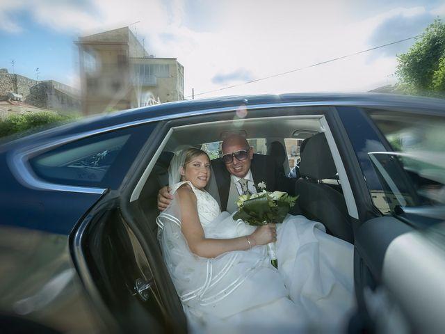 Il matrimonio di Francesco e Angela a Cerda, Palermo 22