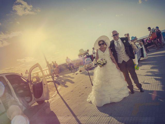 Il matrimonio di Francesco e Angela a Cerda, Palermo 23