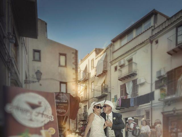 Il matrimonio di Francesco e Angela a Cerda, Palermo 25