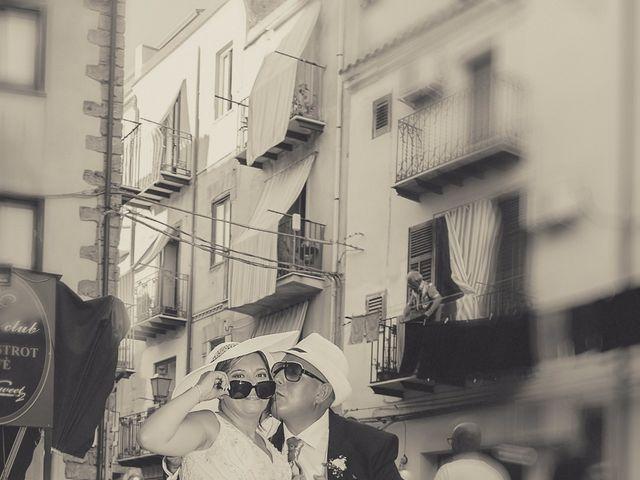 Il matrimonio di Francesco e Angela a Cerda, Palermo 26