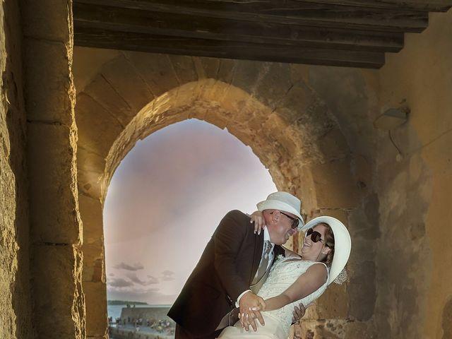 Il matrimonio di Francesco e Angela a Cerda, Palermo 27