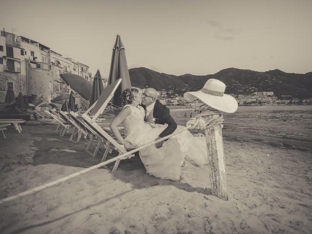 Il matrimonio di Francesco e Angela a Cerda, Palermo 33