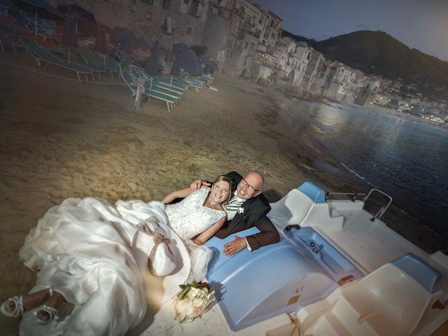 Il matrimonio di Francesco e Angela a Cerda, Palermo 34