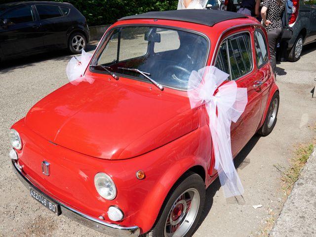 Il matrimonio di Antonio e Irene a Zola Predosa, Bologna 1