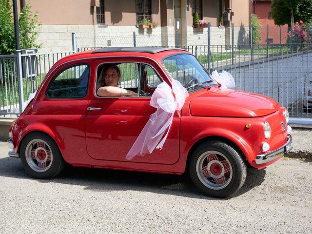 Il matrimonio di Antonio e Irene a Zola Predosa, Bologna 2