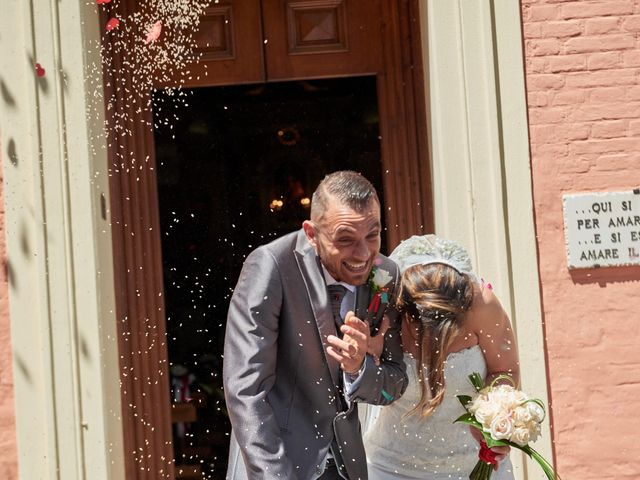 Il matrimonio di Antonio e Irene a Zola Predosa, Bologna 9