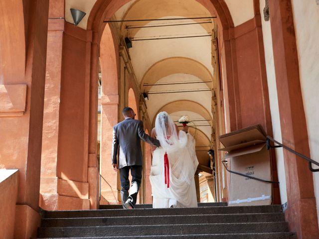 Il matrimonio di Antonio e Irene a Zola Predosa, Bologna 12