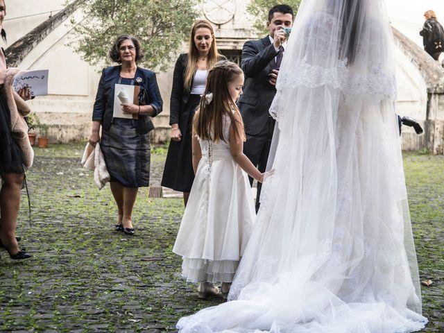 Il matrimonio di Athanasios e Alexandra a Roma, Roma 6