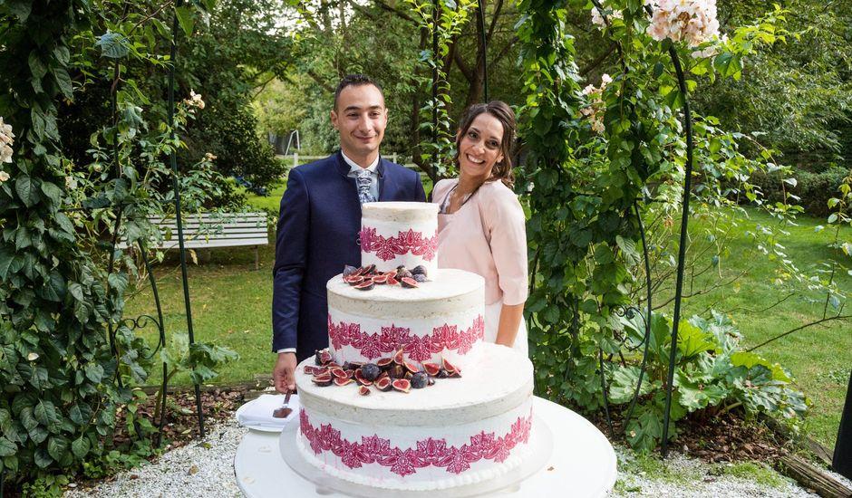 Il matrimonio di Giovanna e Fabio a Castelletto sopra Ticino, Novara