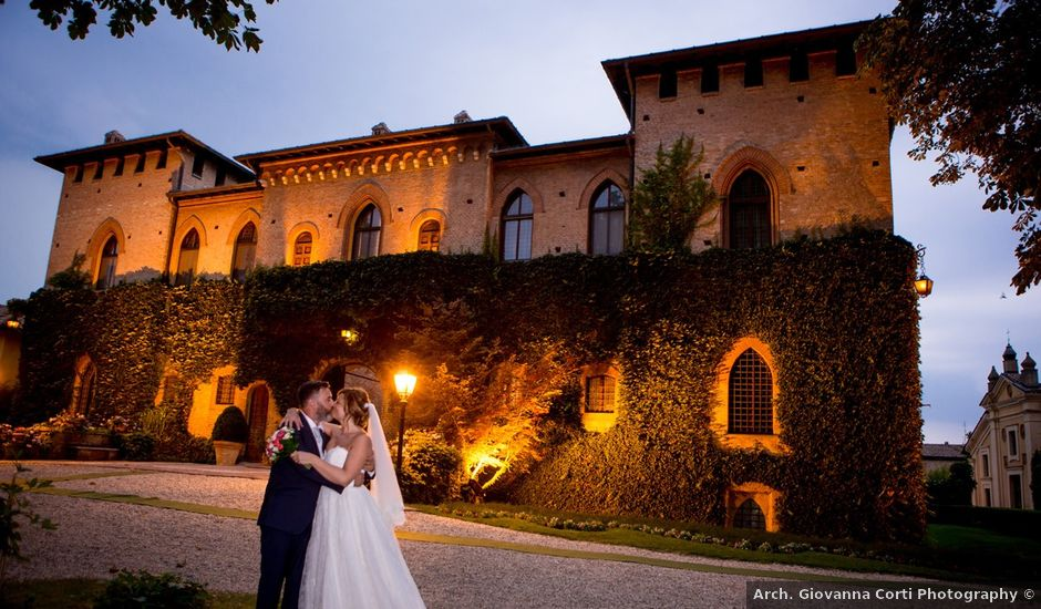 Il matrimonio di Massimo e Daniela a Cervesina, Pavia