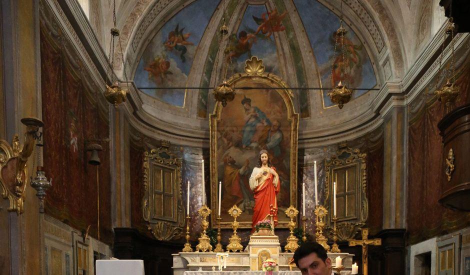 Il matrimonio di Luana e Jacopo a Civitella D'Agliano, Viterbo
