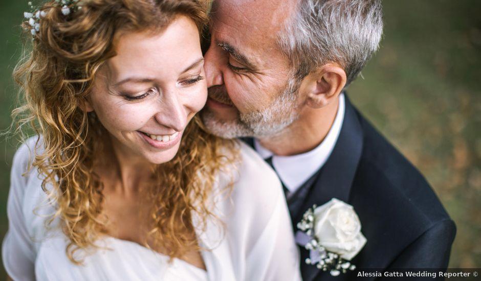 Il matrimonio di Francesca e Andrea a Trecate, Novara