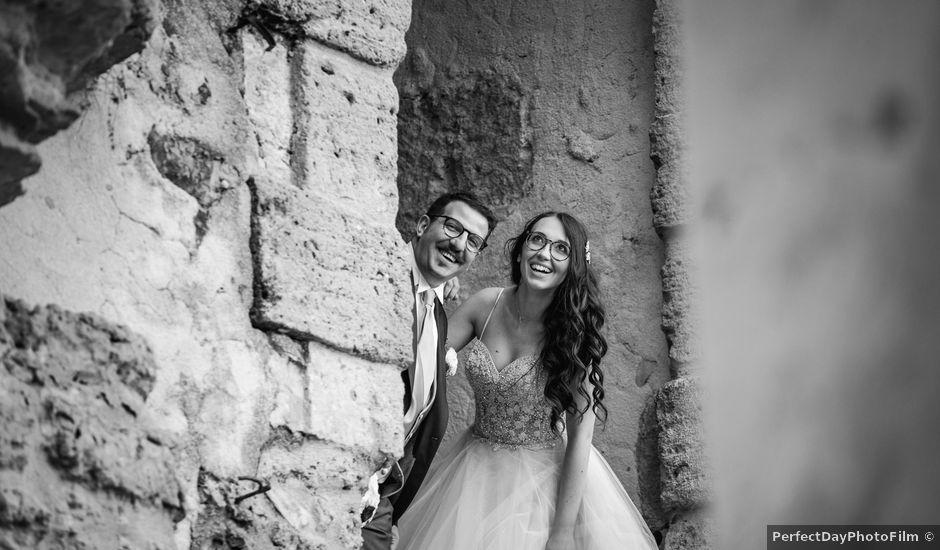 Il matrimonio di Marco e Melissa a Monreale, Palermo