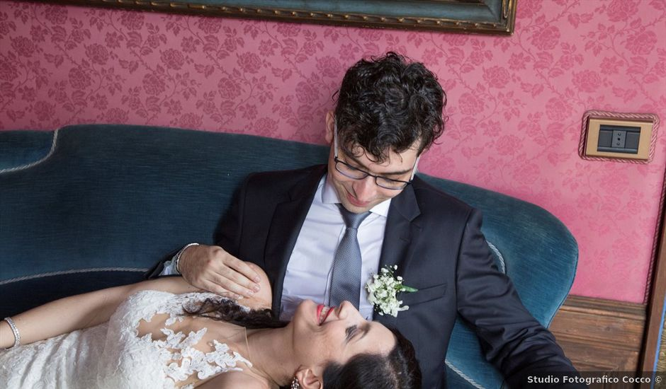 Il matrimonio di Alessandro e Tiziana a Carnate, Monza e Brianza