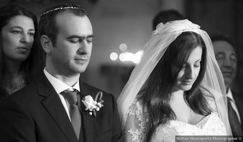 Il matrimonio di Athanasios e Alexandra a Roma, Roma