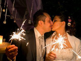 Le nozze di Arianna e Christopher