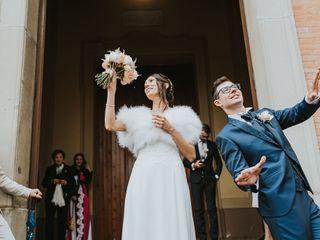Le nozze di Marco e Francesca