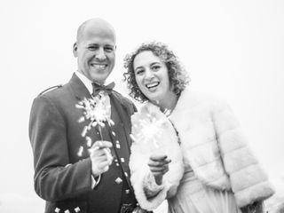 Le nozze di Sonia e David