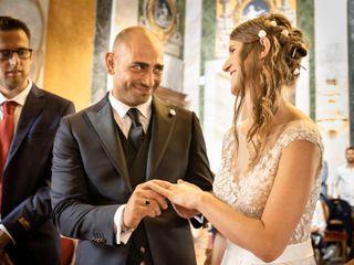 Le nozze di Monica e Gianluca