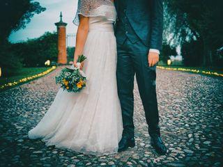 Le nozze di Gianmarco e Marta