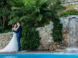 Le nozze di Selene e Michel 1