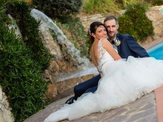 Le nozze di Selene e Michel