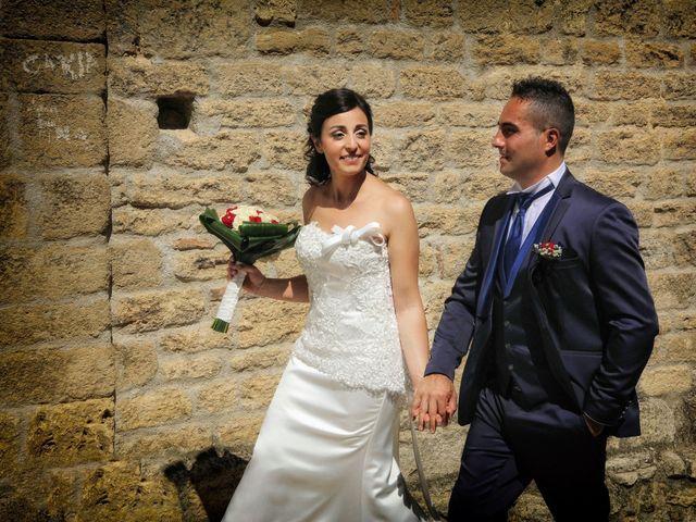 le nozze di Mariantonietta e Leonardo