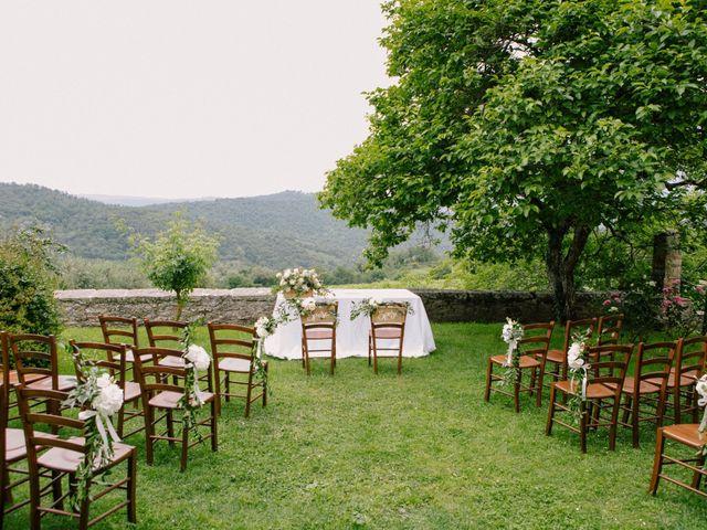 Il matrimonio di David e Natalie a Pergine Valdarno, Arezzo 13