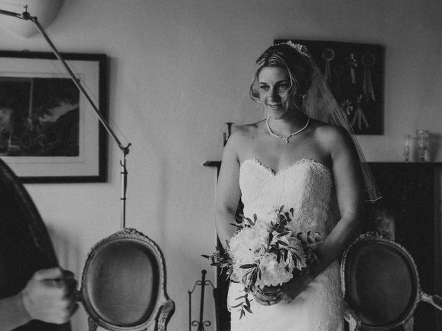 Il matrimonio di David e Natalie a Pergine Valdarno, Arezzo 17