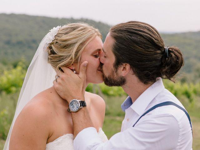 Il matrimonio di David e Natalie a Pergine Valdarno, Arezzo 26