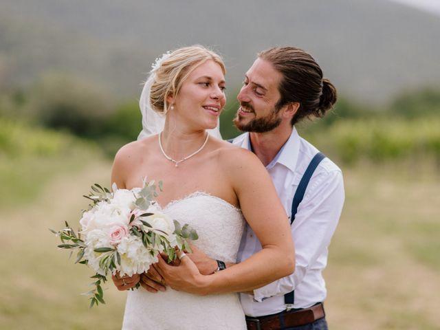 Il matrimonio di David e Natalie a Pergine Valdarno, Arezzo 27