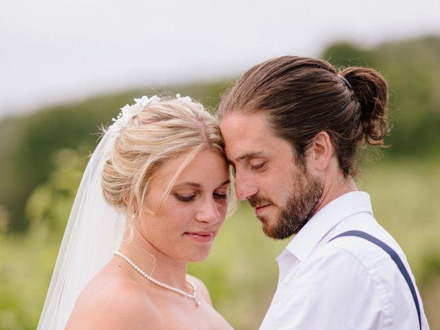 Il matrimonio di David e Natalie a Pergine Valdarno, Arezzo 29