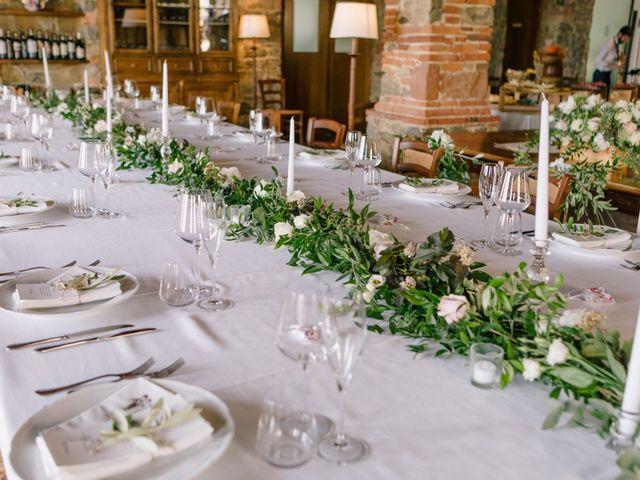 Il matrimonio di David e Natalie a Pergine Valdarno, Arezzo 35