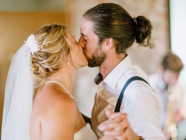 Il matrimonio di David e Natalie a Pergine Valdarno, Arezzo 40