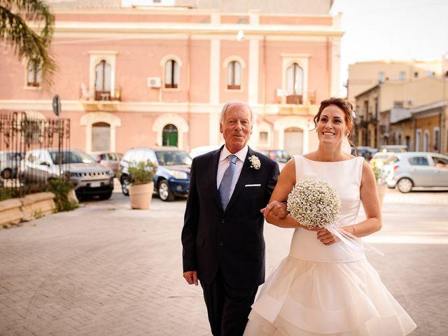 Il matrimonio di Andrea e Chiara a Augusta, Siracusa 43