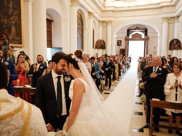 Il matrimonio di Andrea e Chiara a Augusta, Siracusa 47