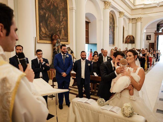 Il matrimonio di Andrea e Chiara a Augusta, Siracusa 48