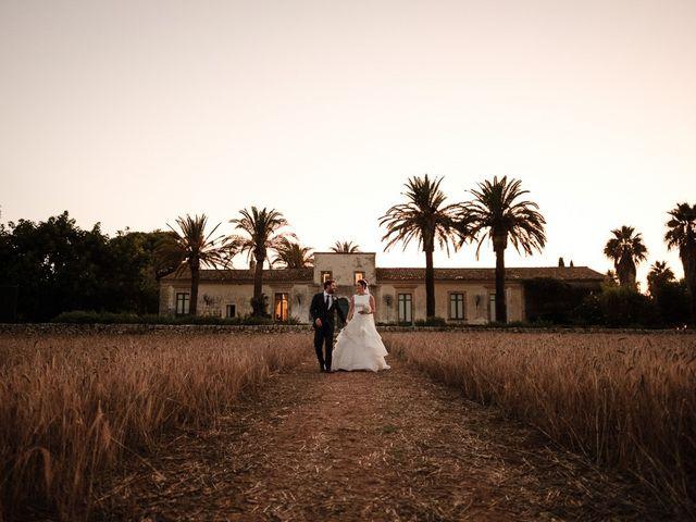 Il matrimonio di Andrea e Chiara a Augusta, Siracusa 52