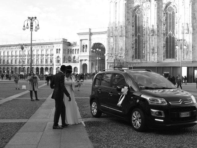 Il matrimonio di Khadim e Maria a Milano, Milano 16