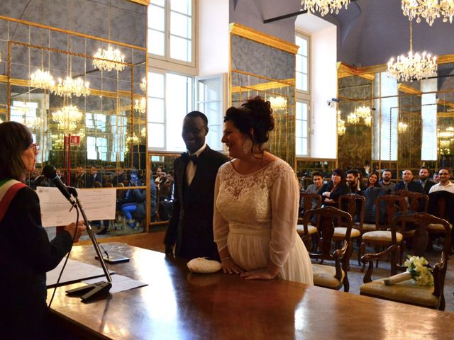 Il matrimonio di Khadim e Maria a Milano, Milano 18