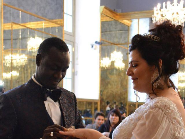 Il matrimonio di Khadim e Maria a Milano, Milano 19