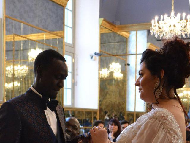 Il matrimonio di Khadim e Maria a Milano, Milano 20