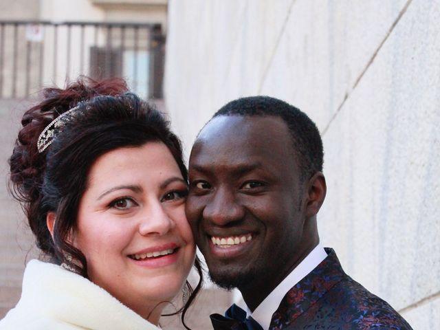 Il matrimonio di Khadim e Maria a Milano, Milano 24