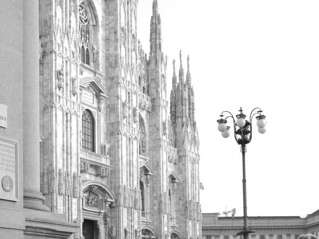 Il matrimonio di Khadim e Maria a Milano, Milano 26