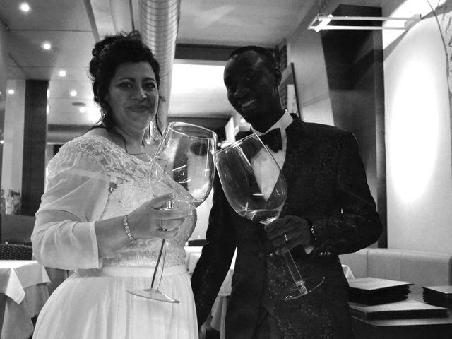 Il matrimonio di Khadim e Maria a Milano, Milano 28