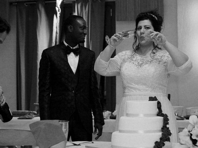 Il matrimonio di Khadim e Maria a Milano, Milano 37