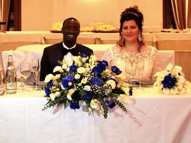 Il matrimonio di Khadim e Maria a Milano, Milano 32