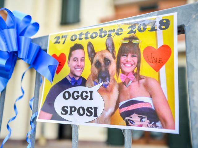 Il matrimonio di Alessandro e Valentina a Codigoro, Ferrara 3